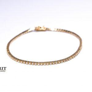 צמיד יהלומים BD0099B