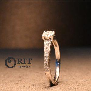 טבעת יהלום R-R15898