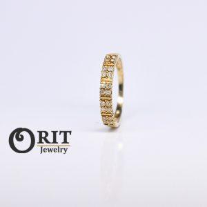 טבעת יהלום 96953