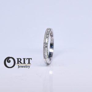 טבעת יהלום 92004