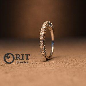 טבעת יהלום 88236