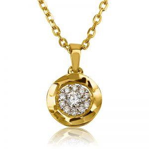 שרשרת יהלומים Nd5422