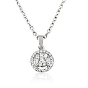 שרשרת יהלומים Nd6870